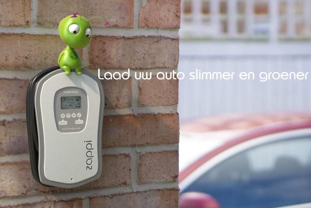 ECO Smart Laadstation