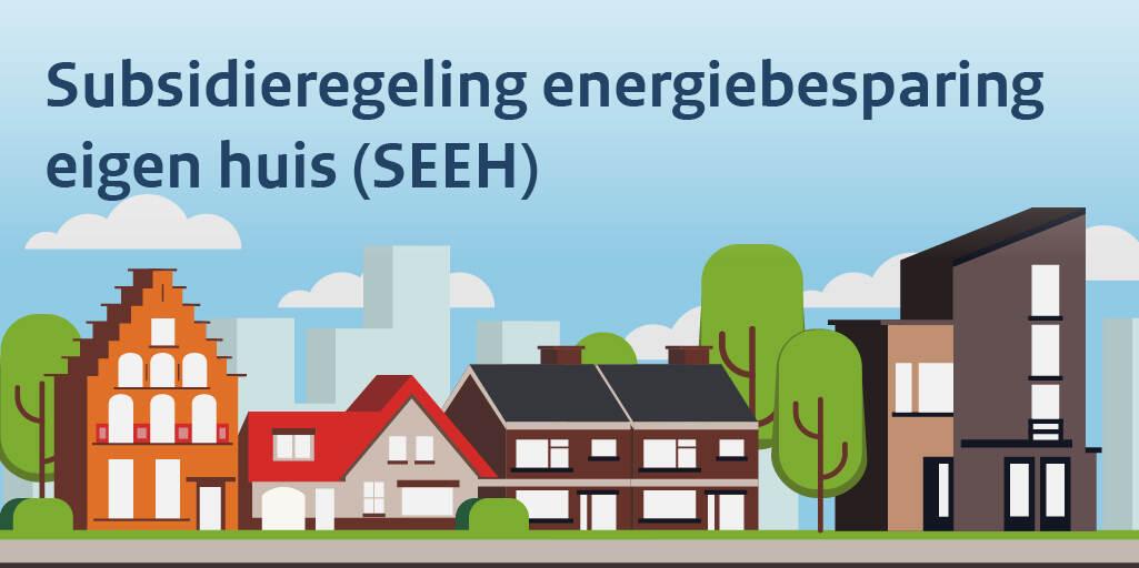 Subsidieregeling energiebesparing eigen woning